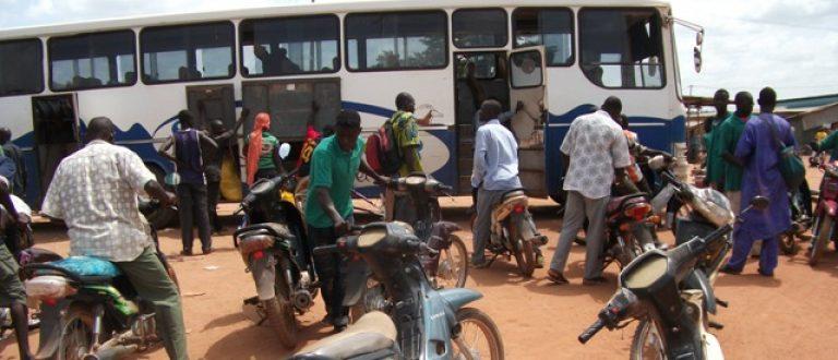 Article : La découverte des Zémidjans ou taxi à 2 roues