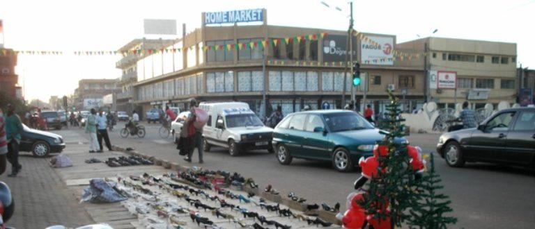 Article : Noel  à Ouagadougou, jour J-1